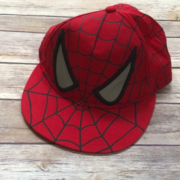 4bb641744cbcf2 Marvel Comics Accessories | Child Spiderman Hat | Poshmark